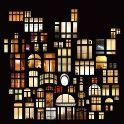 Пазл онлайн: Дом в Праге
