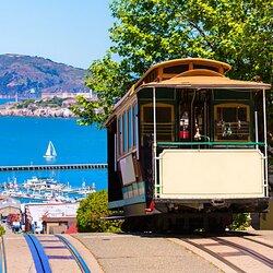 Пазл онлайн: Сан - Франциско