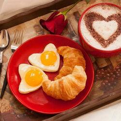 Пазл онлайн: В День всех влюбленных