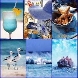 Пазл онлайн: Запах моря