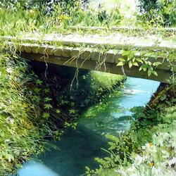 Пазл онлайн: Мост