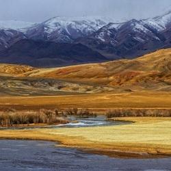 Пазл онлайн: Краски горного Алтая