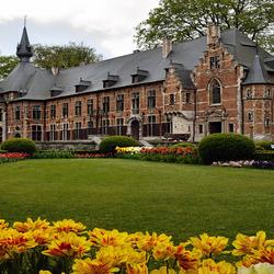 Пазл онлайн: Замок Гротбейгарден в Бельгии
