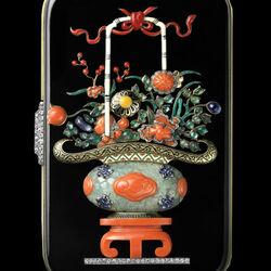Пазл онлайн: Несессер Китайская ваза