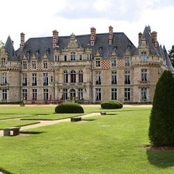 Пазл онлайн: Замок Эсклимон