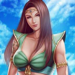 Пазл онлайн: Принцесса Западного королевства