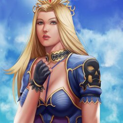 Пазл онлайн: Принцесса Северного королевства