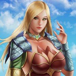 Пазл онлайн: Принцесса Горного королевства