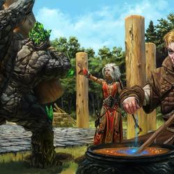 Пазл онлайн: Волшебная стройка