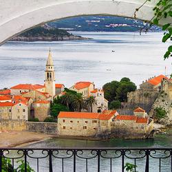 Пазл онлайн: Черногория