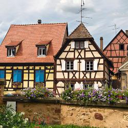 Пазл онлайн: Французская провинция