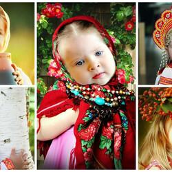Пазл онлайн: Очаровательные дети