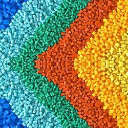Пазл онлайн: Цветные гранулы