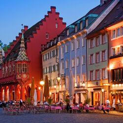 Пазл онлайн: Фрибург