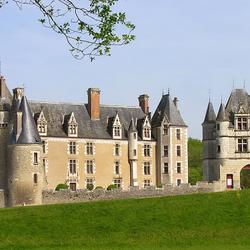 Пазл онлайн: Замок Монтенон