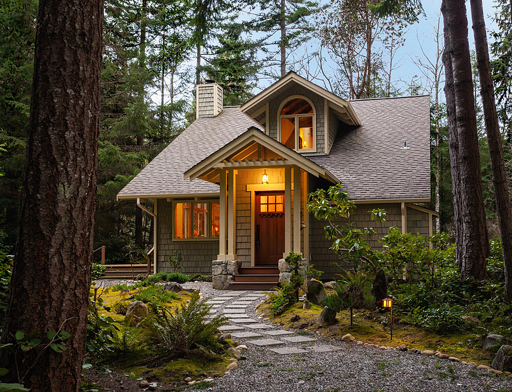 идеи загородного дома смотреть