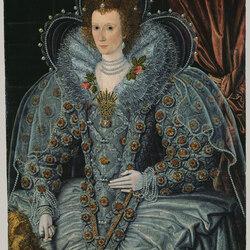 Пазл онлайн: Портрет аристократки