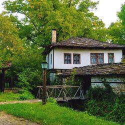 Пазл онлайн: В деревне