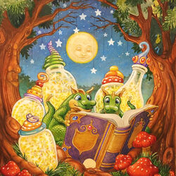 Пазл онлайн: Сказки