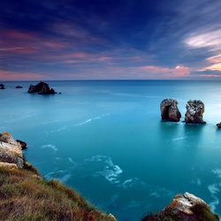 Пазл онлайн: Глянец моря