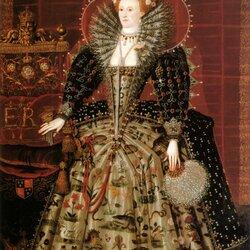 Пазл онлайн: Елизавета I