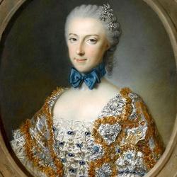 Пазл онлайн: Мария Амалия Австрийская