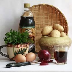 Пазл онлайн:  Начнем готовить