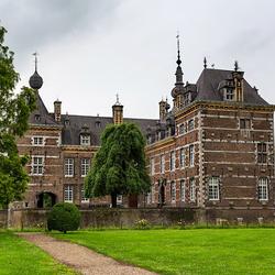 Пазл онлайн: Замок Эйсден