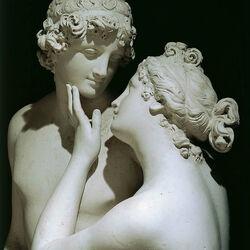 Пазл онлайн: Венера и Адонис