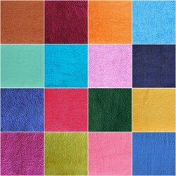 Пазл онлайн: Махровая ткань