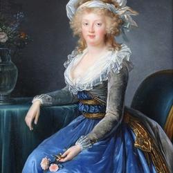 Пазл онлайн: Мария Тереза Бурбон-Неаполитанская