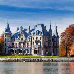 Пазл онлайн: Замок Шандау