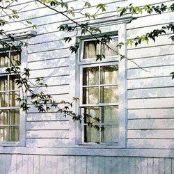 Пазл онлайн: Окна в сад