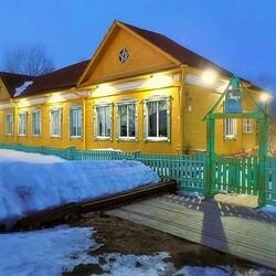 Пазл онлайн: В сибирском селе