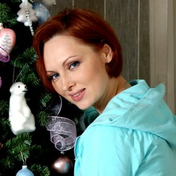 Пазл онлайн: Елена Ксенофонтова