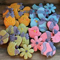 Пазл онлайн: Пасхальные сладости