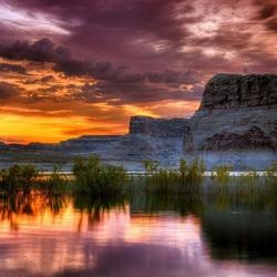 Пазл онлайн: Краски неба