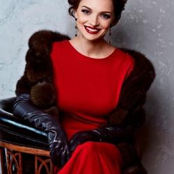 Пазл онлайн: Екатерина Вилкова