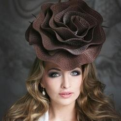 Пазл онлайн: Шляпка