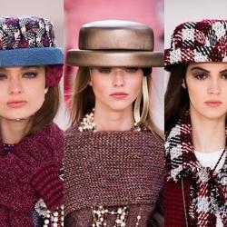 Пазл онлайн: Женские шляпки 2017