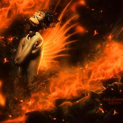 Пазл онлайн: Темный Феникс