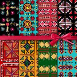 Пазл онлайн: Этническая эклетика