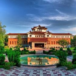 Пазл онлайн: Сахалинский государственный областной краеведческий музей