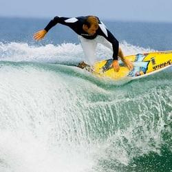 Пазл онлайн: Серфингист