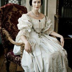 Пазл онлайн: Викторианский стиль в женской одежде