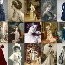 Пазл онлайн: Викторианская Англия