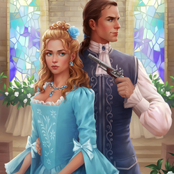 Пазл онлайн: Принцесса и дракон