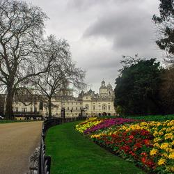 Пазл онлайн: Королевская капелла в Лондоне