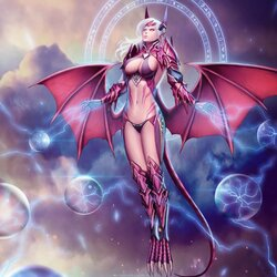 Пазл онлайн: Госпожа молний