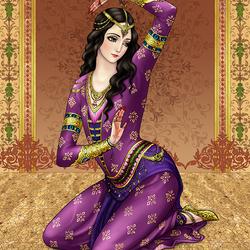 Пазл онлайн: Мастер танца